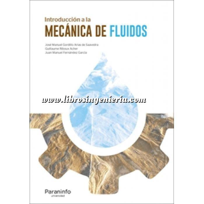 Imagen Mecánica de fluidos Introducción a la mecánica de fluidos