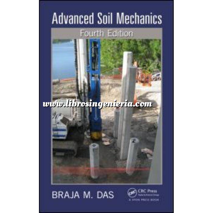 Imagen Mecánica del suelo Advanced Soil Mechanics