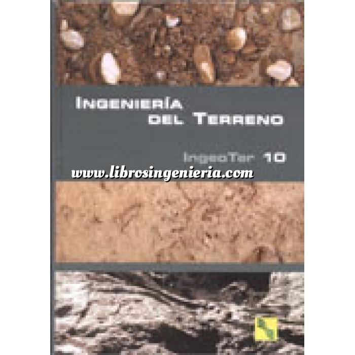 Imagen Mecánica del suelo Ingeniería del Terreno .IngeoTer Volumen.10