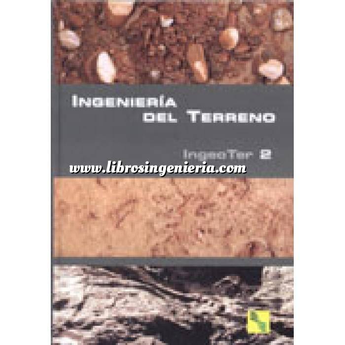Imagen Mecánica del suelo Ingeniería del Terreno .IngeoTer Volumen. 02
