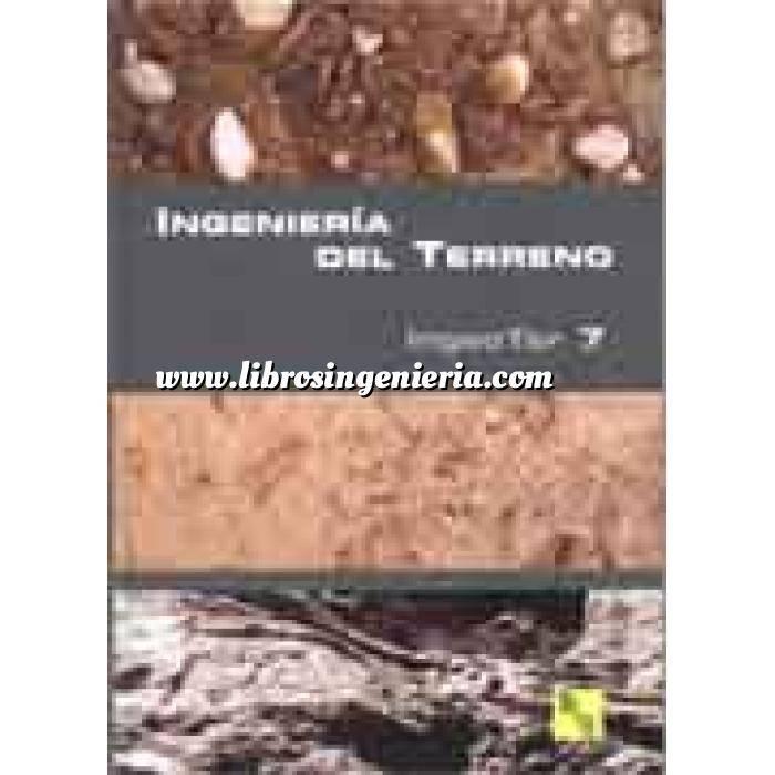 Imagen Mecánica del suelo Ingeniería del Terreno .IngeoTer Volumen. 07