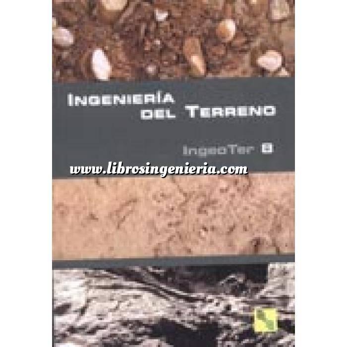 Imagen Mecánica del suelo Ingeniería del Terreno .IngeoTer Volumen. 08