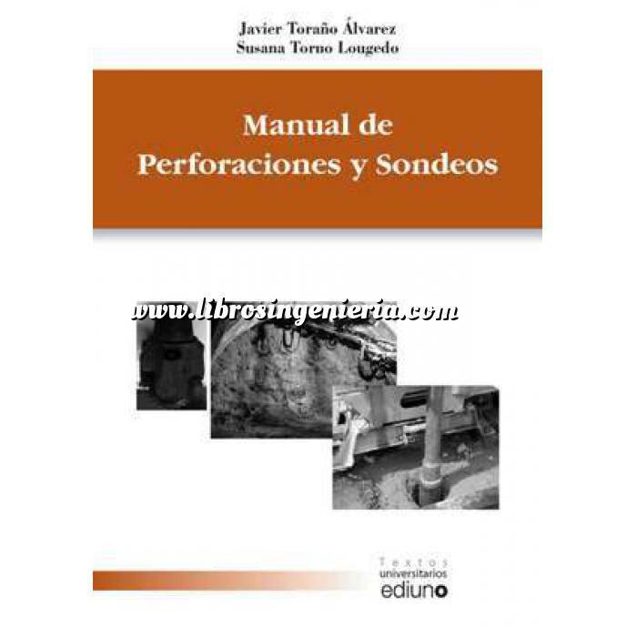 Imagen Mecánica del suelo Manual de Perforaciones y Sondeos