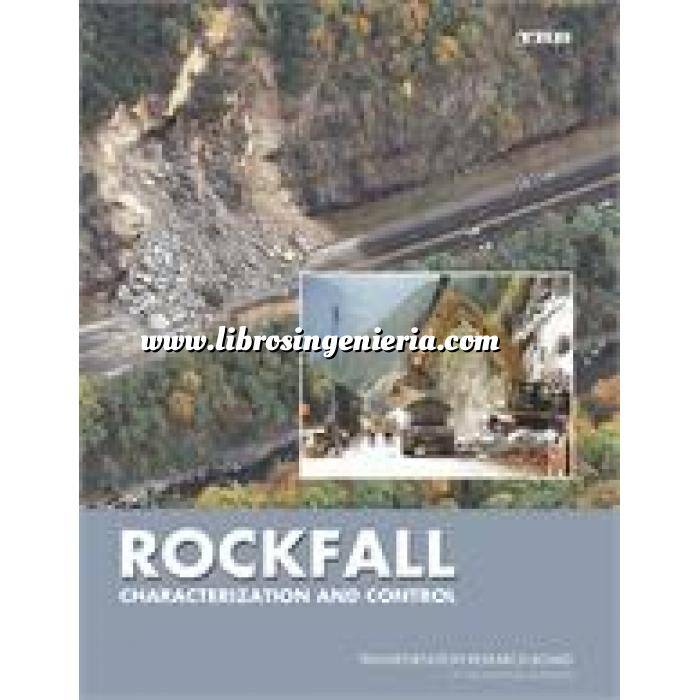 Imagen Mecánica del suelo Rockfall: Characterization and Control