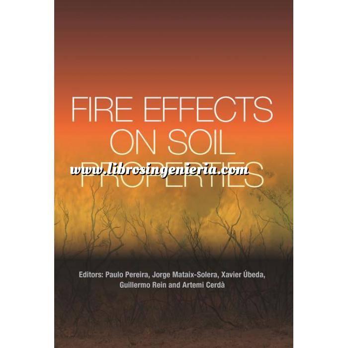 Imagen Mecánica del suelo  Fire Effects on Soil Properties