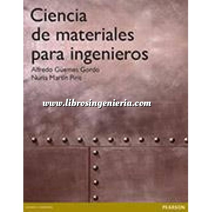 Imagen Mecánica y ciencia de los materiales Ciencia de materiales para ingenieros