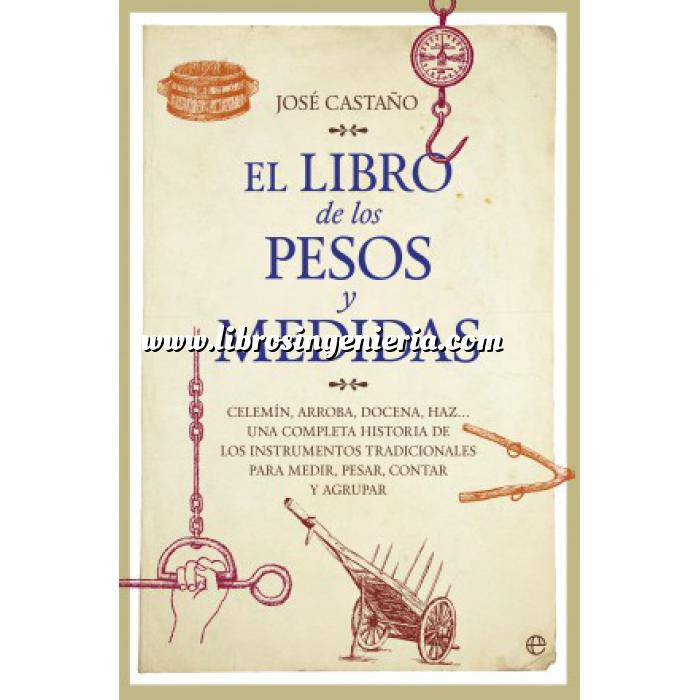 Imagen Mediciones, presupuestación y cuadros de precios El libro de los pesos y medidas