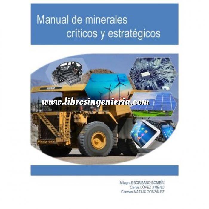 Imagen Minería Manual de Minerales Críticos y Estratégicos