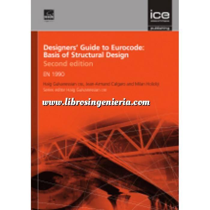 Imagen Normas UNE y eurocódigo Designers' Guide to Eurocode: Basis of structural design