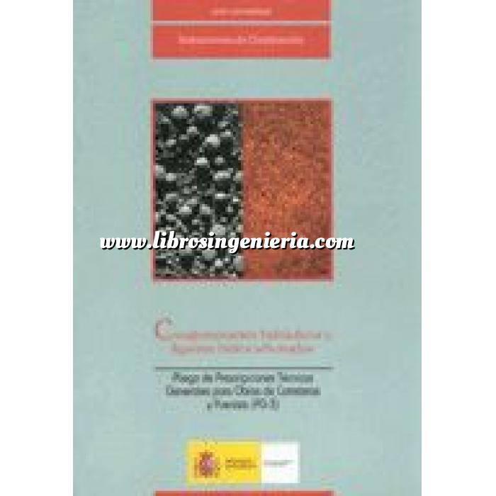 Imagen Normativa infraestructuras transporte Conglomerantes hidraulicos y ligantes hidrocarbonados. pg-3 parte 2