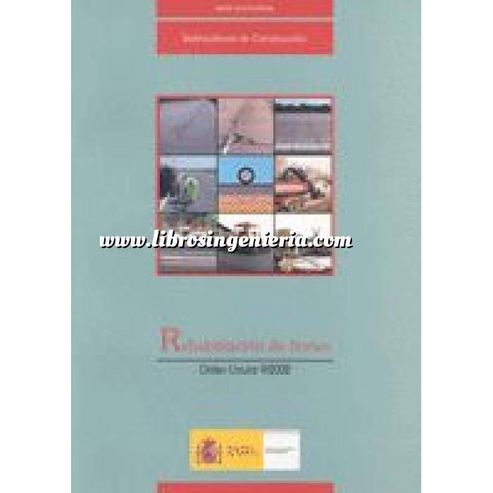 Imagen Normativa infraestructuras transporte Norma 6.3 IC : Rehabilitación de firmes : Instrucción de carreteras