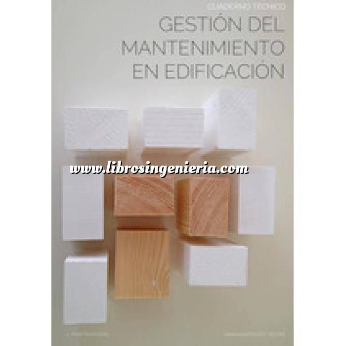 Imagen Patología y rehabilitación Cuaderno Técnico: Gestión del mantenimiento en edificación