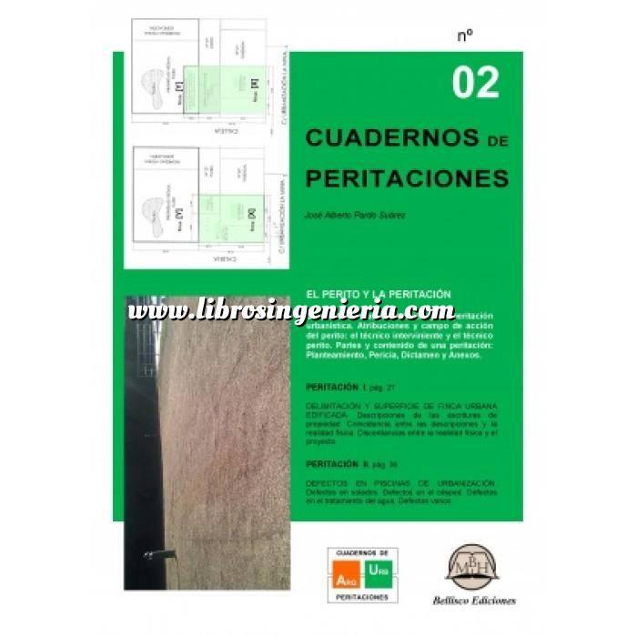 Imagen Patología y rehabilitación Cuaderno de Peritaciones. Vol 02.  El perito y la peritación