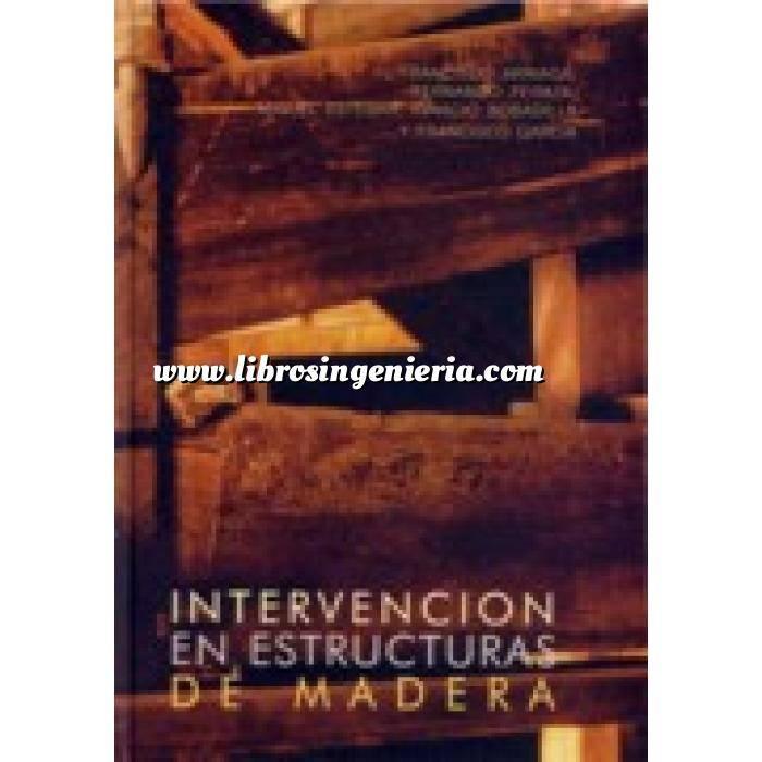 Imagen Patología y rehabilitación Intervención en estructuras de madera