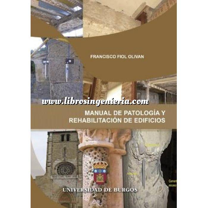 Imagen Patología y rehabilitación Manual de patología y rehabilitación de edificios