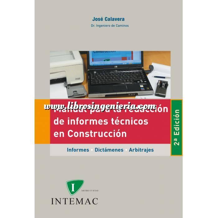 Imagen Patología y rehabilitación Manual para la redacción de informes técnicos en construcción.Informes,dictámenes,arbitrajes