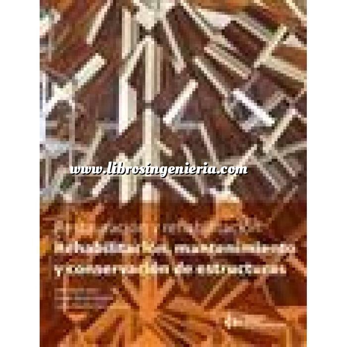 Imagen Patología y rehabilitación Rehabilitación, mantenimiento y conservación de estructuras
