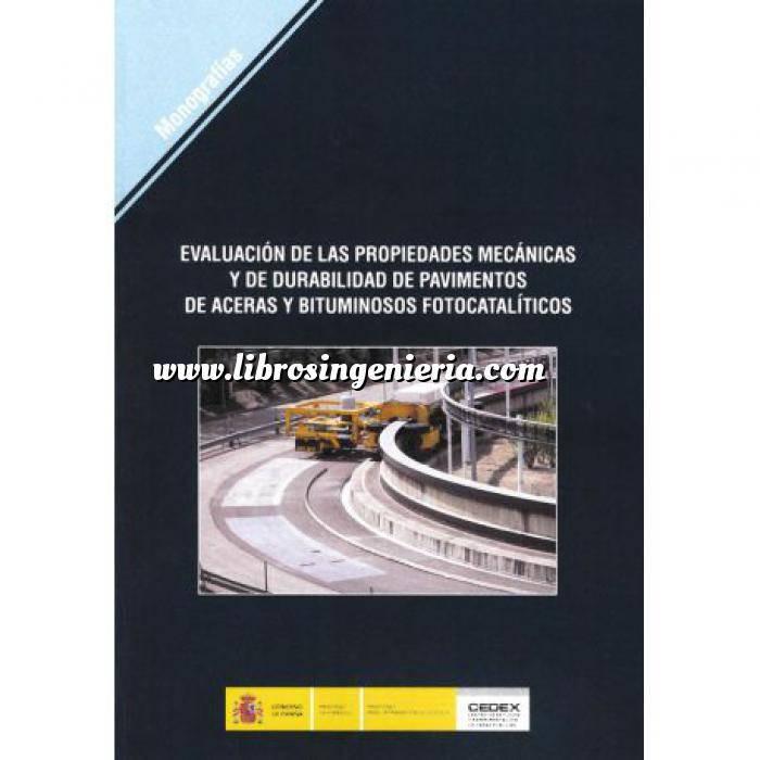 Imagen Pavimentos Evaluación de las propiedades mecanicas y de durabilidad de pavimentos de aceras y bituminosos fotocatailiticos