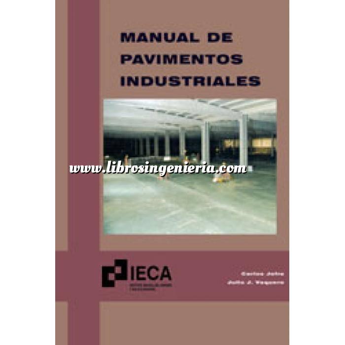 Imagen Pavimentos Manual de pavimentos industriales. Formato PDF