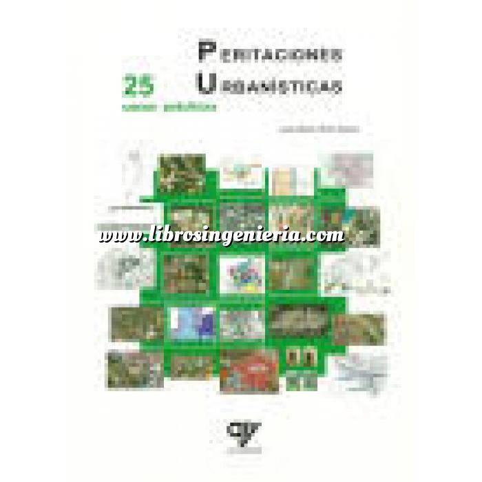 Imagen Peritaciones Peritaciones Urbanisticas. 25 casos prácticos