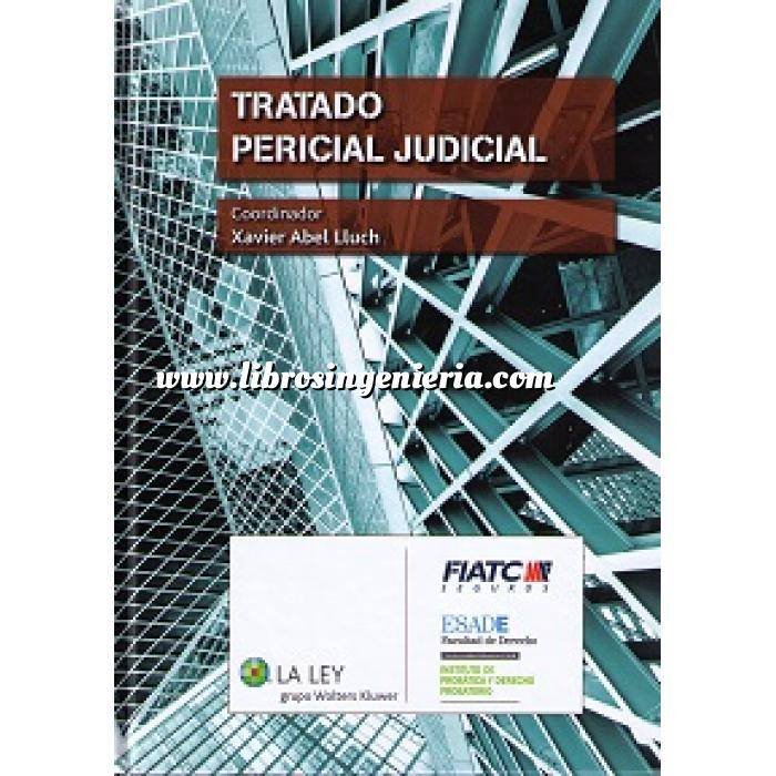 Imagen Peritaciones Tratado Pericial Judicial