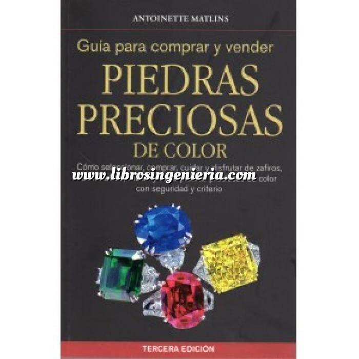 Imagen Piedras preciosas Guía para comprar y vender piedras preciosas de color