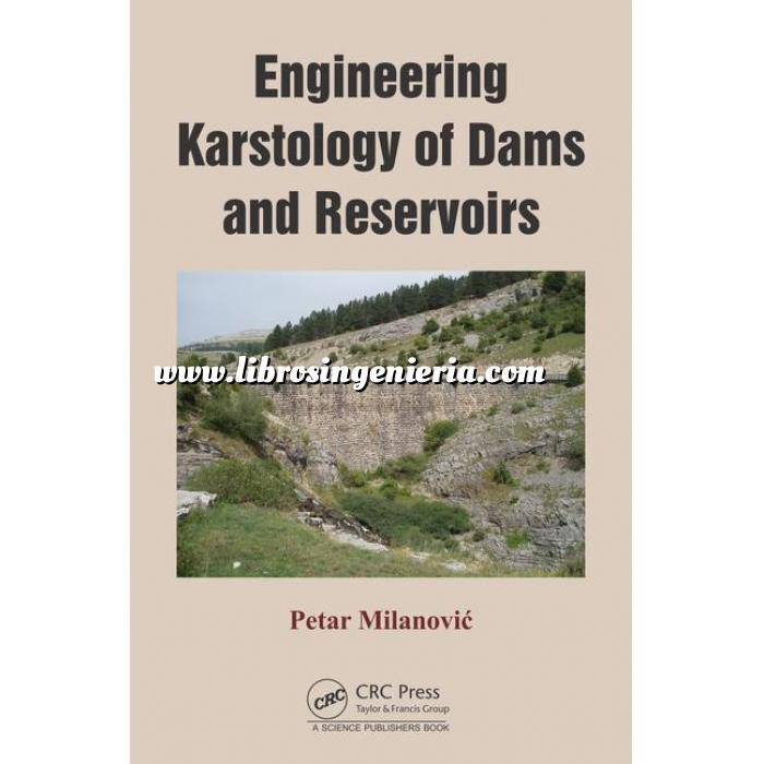 Imagen Presas Engineering Karstology of Dams and Reservoirs