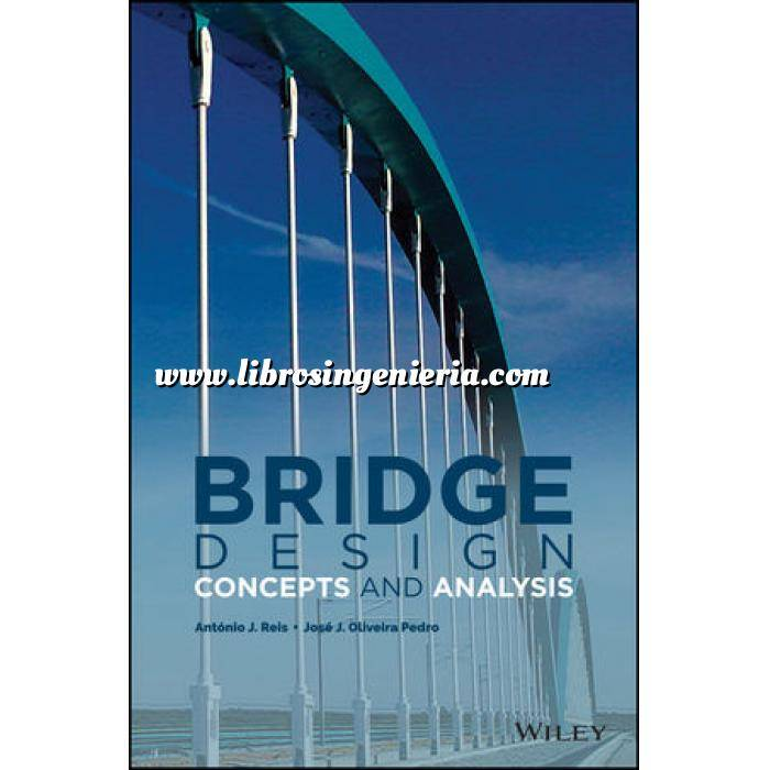 Imagen Puentes y pasarelas Bridge Design: Concepts and Analysis
