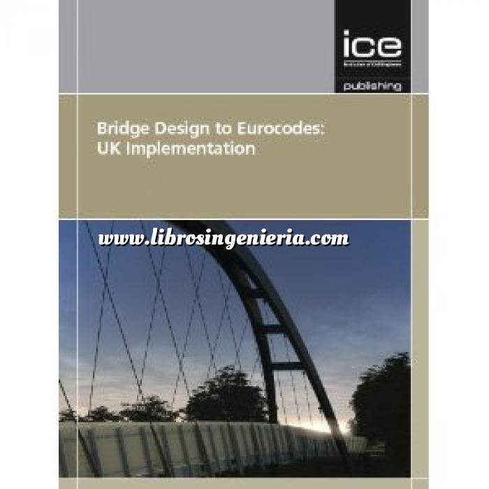 Imagen Puentes y pasarelas Bridge design to eurocodes: UK implementation