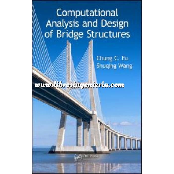 Imagen Puentes y pasarelas Computational Analysis and Design of Bridge Structures