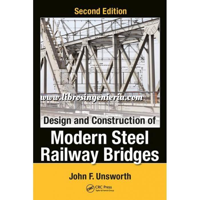 Imagen Puentes y pasarelas Design and Construction of Modern Steel Railway Bridges