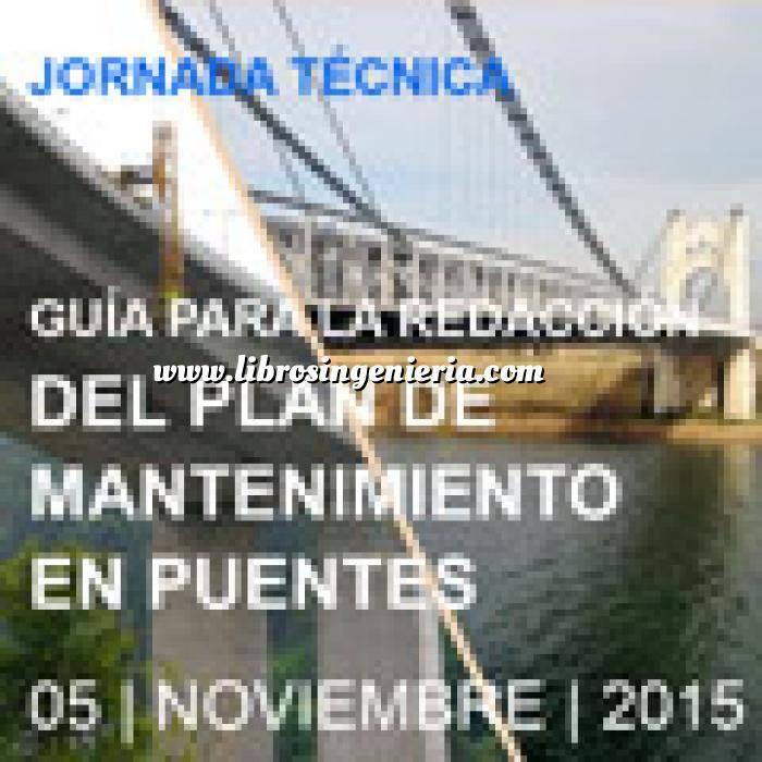 Imagen Puentes y pasarelas Guía para la redacción del plan de mantenimiento en puentes