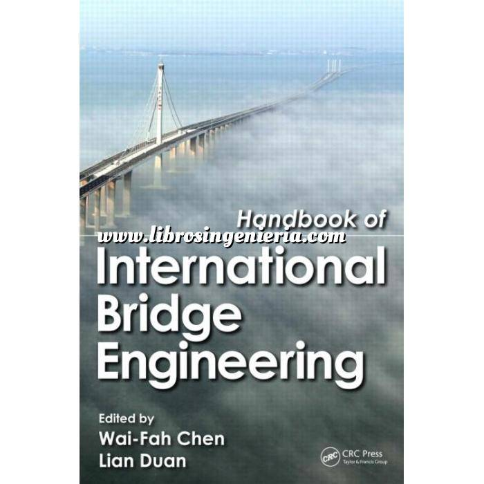 Imagen Puentes y pasarelas Handbook of International Bridge Engineering