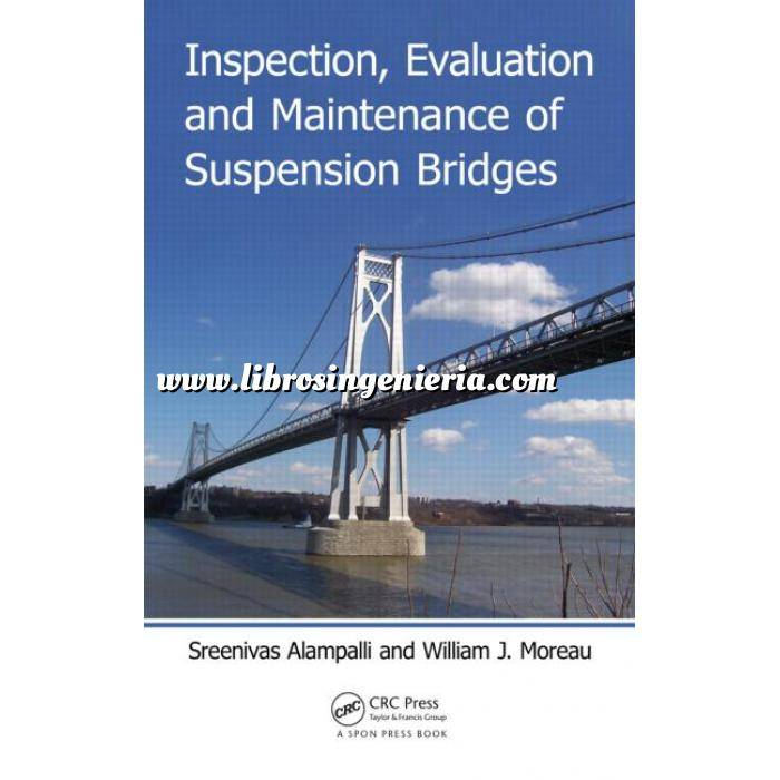 Imagen Puentes y pasarelas Inspection, Evaluation and Maintenance of Suspension Bridges
