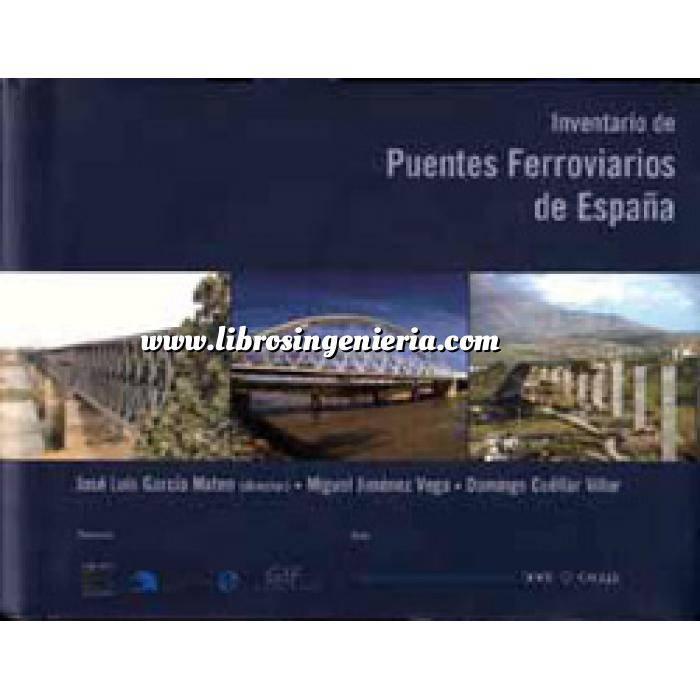 Imagen Puentes y pasarelas Inventario de Puentes Ferroviarios de España