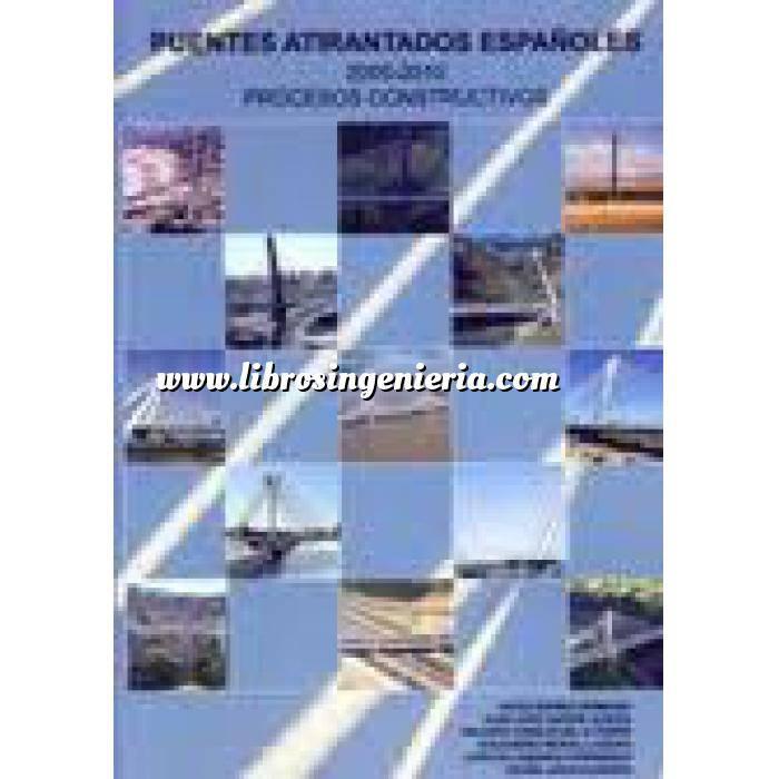 Imagen Puentes y pasarelas Puentes atirantados españoles, 2005-2010 : procesos constructivos