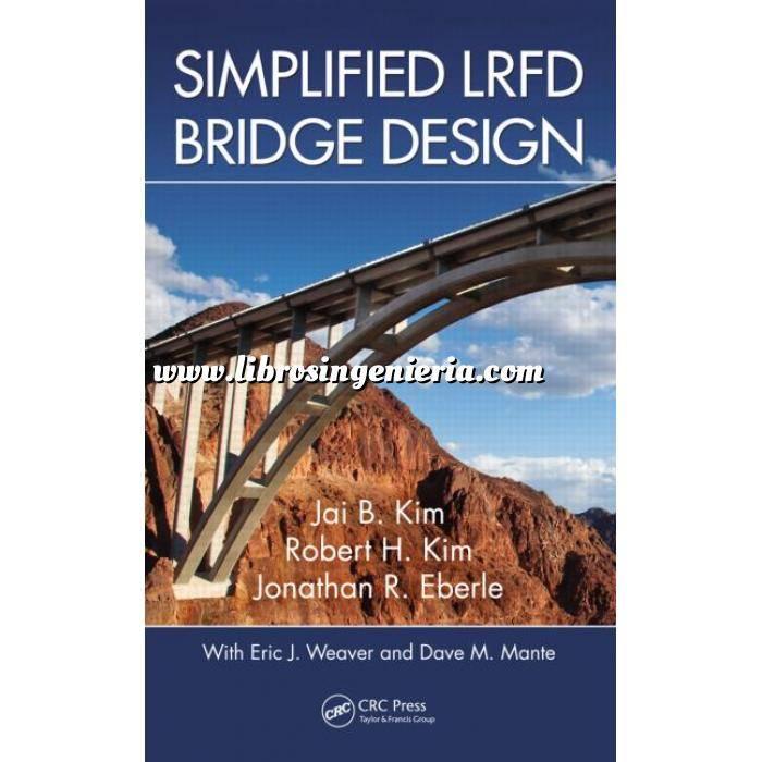 Imagen Puentes y pasarelas Simplified LRFD Bridge Design