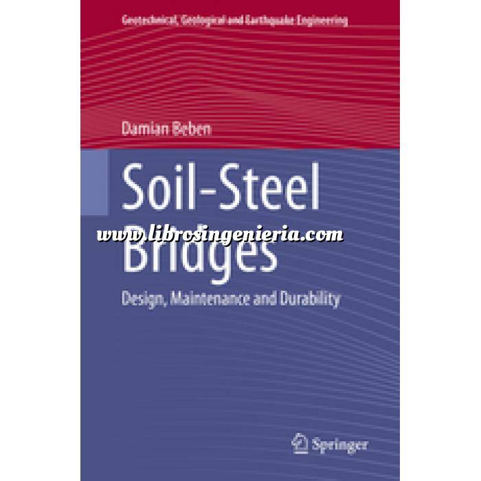 Imagen Puentes y pasarelas Soil-Steel Bridges.Design, Maintenance and Durability