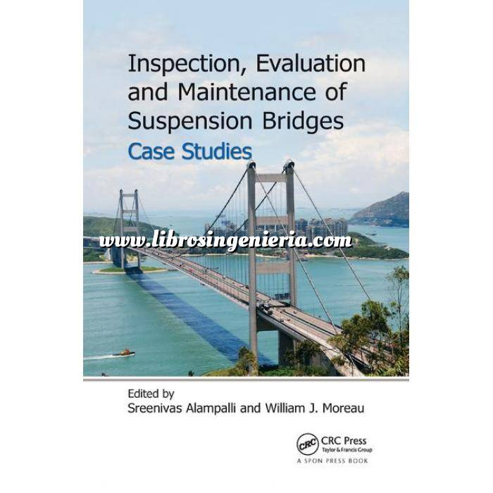 Imagen Puentes y pasarelas Suspension Bridges Case Studies  Inspection, Evaluation and Maintenance of Suspension Bridges Case Studies