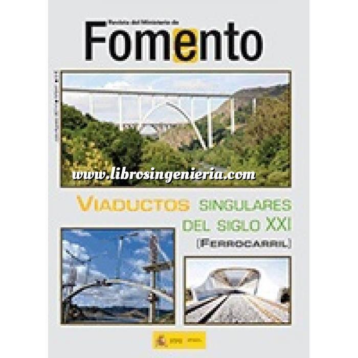 Imagen Puentes y pasarelas Viaductos singulares del Siglo XXI. ( Ferrocarril )