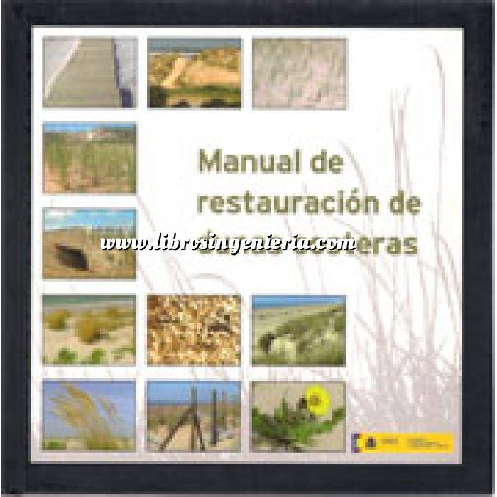 Imagen Puertos y costas Manual de restauracion de dunas costeras