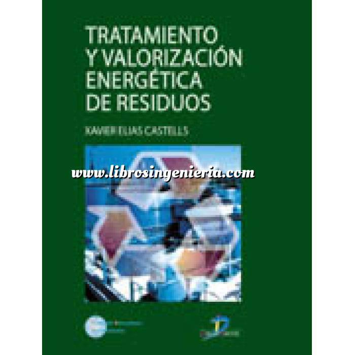Imagen Residuos  Tratamiento y valorización energética de residuos