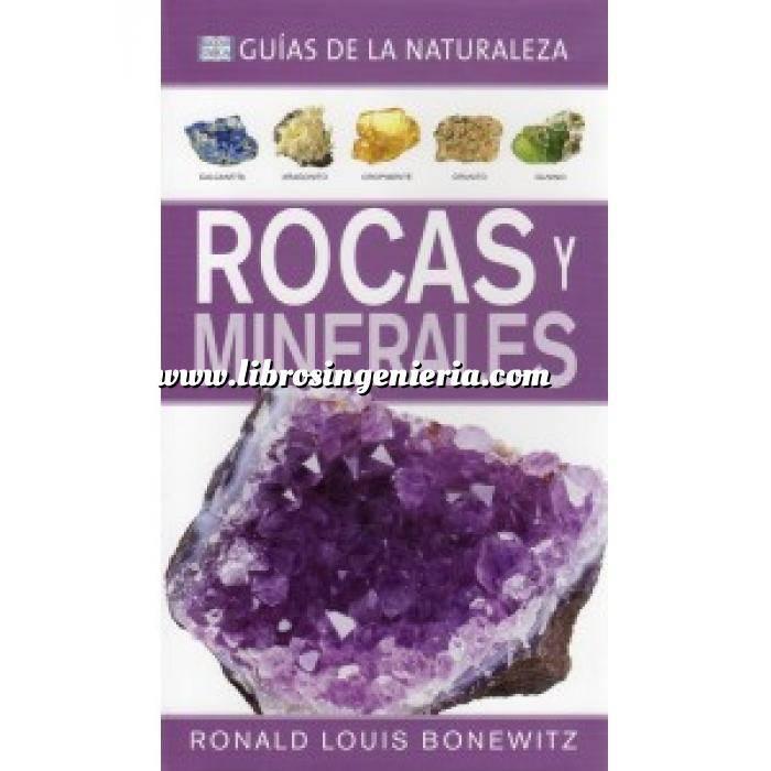 Imagen Rocas y minerales Rocas y mimerales.Guias de la naturaleza