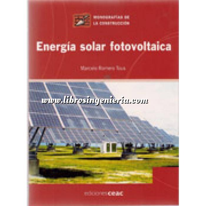 Imagen Solar fotovoltaica Energía solar fotovoltaica