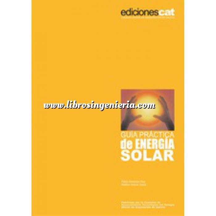 Imagen Solar fotovoltaica Guía práctica de energia solar