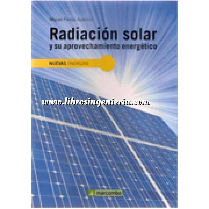 Imagen Solar fotovoltaica Radiación solar y su aprovechamiento energético