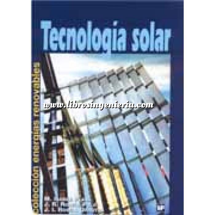 Imagen Solar fotovoltaica Tecnologia solar