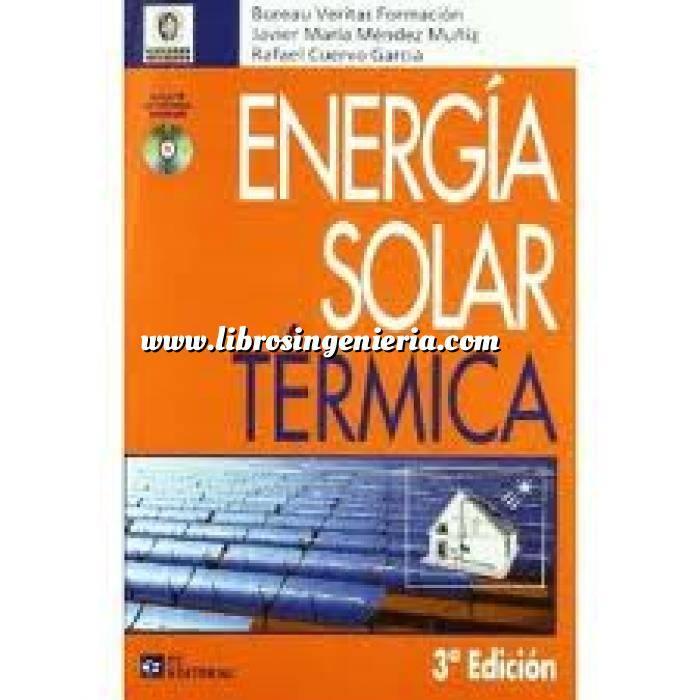 Imagen Solar térmica Energía solar térmica.