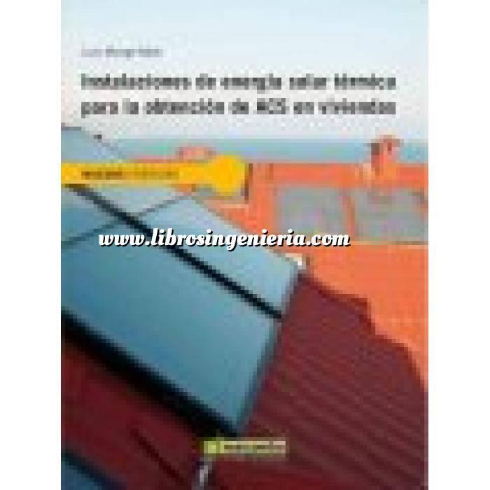 Imagen Solar térmica Instalaciones de Energía solar térmica para la obtencion de ACS en Viviendas