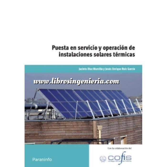 Imagen Solar térmica Puesta en servicio y operaciones de instalaciones solares térmicas
